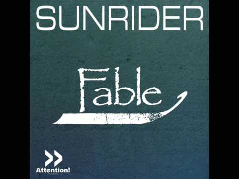 Sunrider - Fable (Original Radio)