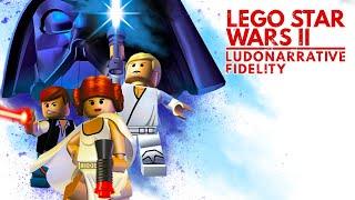 Lego Star Wars II: What is Ludonarrative Fidelity? | Video Essay