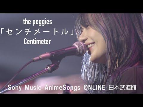 the peggies「センチメートル」Sony Music AnimeSongs ONLINE@武道館
