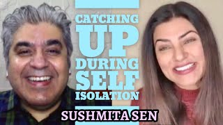 Sushmita Sen interview with Rajeev Masand..