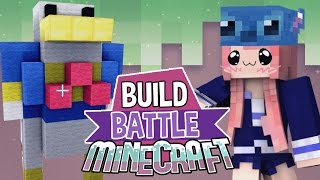 Disney!   Build Battle   Minecraft Building Minigame