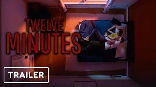 12 Minutes - Cast Reveal Trailer (Daisy Ridley, Willem Dafoe, James McAvoy)   gamescom 2020