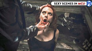 Sexy Scenes in MCU - Marvel Cinematic Universe - PJ Explained