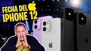 POR FIN FILTRAN FECHA iPhone 12 ULTIMA HORA!!!!!!