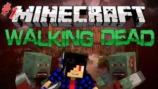 Minecraft: Walking Dead Survival - Episode 1 - THE NEW BEGINNING