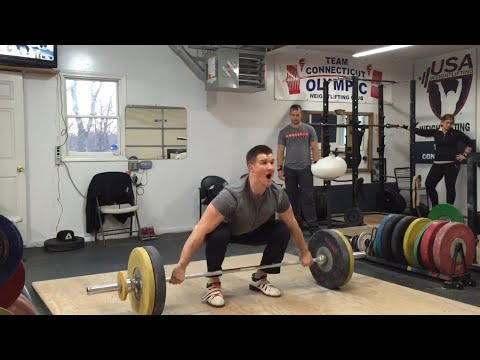 GoPro Hero: How To Do Snatches, Clean and Jerks, Front Squats, and Olympic Weightlifting