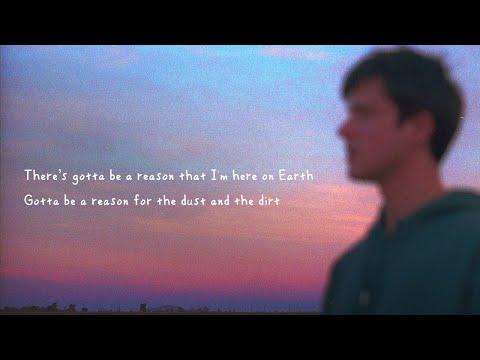 Alec Benjamin - Gotta Be A Reason [Official Lyric Video]