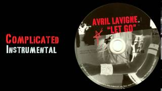 Avril Lavigne - Complicated [Official Instrumental HQ]