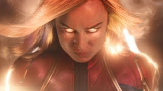 Captain Marvel / Breaks Free From Supreme Intelligence Scene (My Name Is Carol)