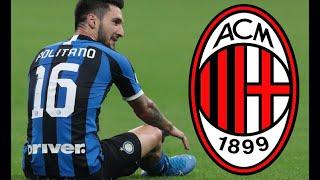 Matteo Politano *Goals & Skills* 🔴AC Milan Target⚫ 2020