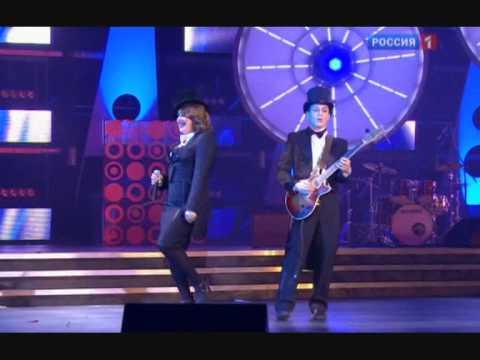 Ева Польна - Не расставаясь (Песня года 2010)