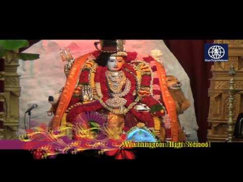 Pictures of Kailasa Vaibhavotsavam by HCCC at Washington High School, Fremont, CA, USA