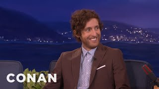 "Thomas Middleditch: ""Silicon Valley's"" Jerk Off Code Was Mathematically Correct  - CONAN on TBS"