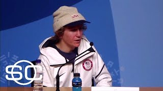 Red Gerard breaks records as he wins Olympic gold medal in snowboarding | SportsCenter | ESPN