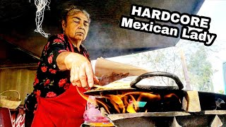 Mexican Street Food - Tipping $100 Dollars In MEXICO - As TRADITIONAL As It Gets