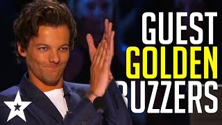 BEST Guest GOLDEN BUZZERS Ever On America's Got Talent! | Got Talent Global