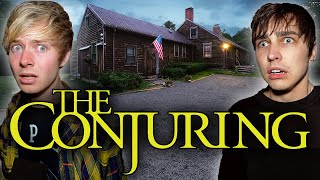 The Night We Talked To Demons.   REAL Conjuring House