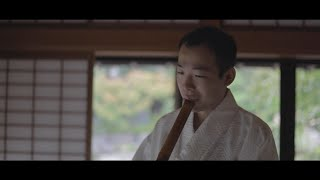 Blue Bird - Naruto Shippuden Opening3 (Piano / Shakuhachi cover)