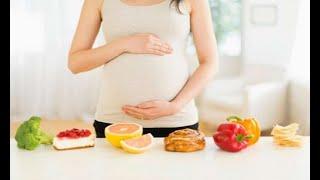 Sức khỏe phụ nữ mang thai 3 tháng cuối - Thành Phố Hôm Nay [HTV9 -- 04.07.2013]