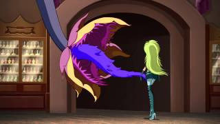 Winx Club Season 6 Ep10 The Secret Greenhouse Part 2