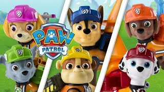 PAW Patrol   Pup Tales, Toy Episodes, and More!   Compilation #7   PAW Patrol Official & Friends