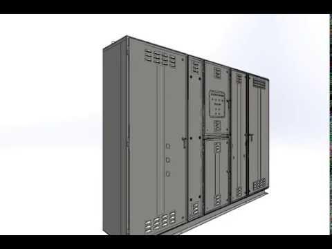 SMC Precision Sheetmetal Industrial Design