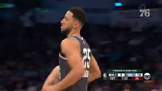 Ben Simmons | Rising Star Highlights (2.15.19)