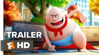 Captain Underpants 2017 Movie Trailer
