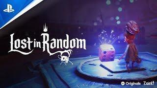 Lost in random :  teaser