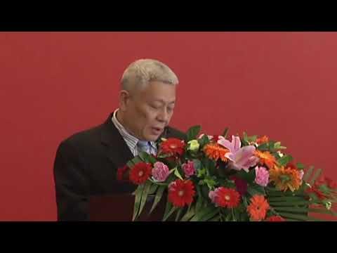 旺旺集團董事長蔡衍明演講