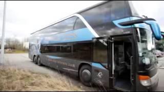 Video: Location d'autocars de luxe à Bruxelles
