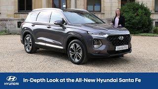 All-New 2019 Hyundai Santa Fe Walk Around Review