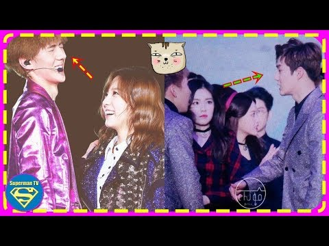 6 Female Idols Who Were Caught Staring At EXO Members