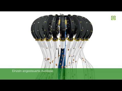 IDS: Der neue Verteilerkopf bei den TERRASEM Mulchsaatmaschinen