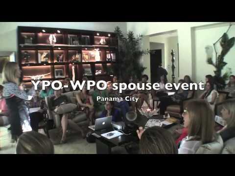 YPO WPO Lectures   Anita Rosenberg