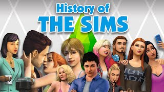 The History Of The Sims