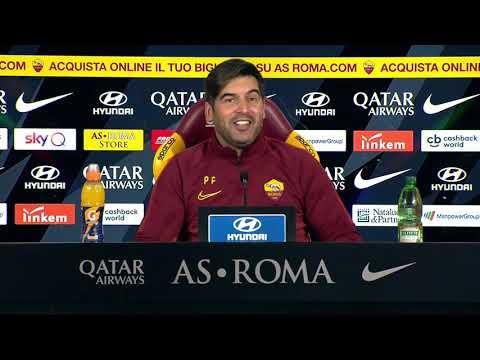 VIDEO - Roma-Torino, Fonseca: