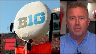 How will Big Ten, Pac-12 postponing the college football season impact the NCAA? | NFL Live