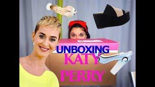 UNBOXING : Les chaussures de Katy Perry !