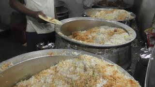 Chicken Biryani Single Only 50 Rs | Star Pride Hyderabad | Street Food Loves You