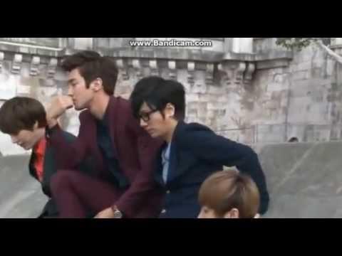 Super Junior Boys in City Season 4 Paris DVD - KYUHYUN CUT