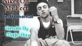 Mac Miller - Nikes On My Feet (Instrumental)