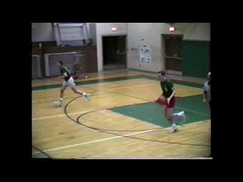 Champlain - Rouses Point Men  3-22-91