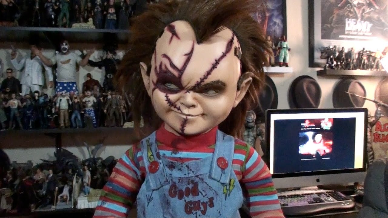 Curse Of Chucky Doll Replica | www.imgkid.com - The Image ...