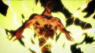 Eren's Final Transformation English Dub! Attack On Titan Season 4 Part 1 Ending Scene English Dubbed