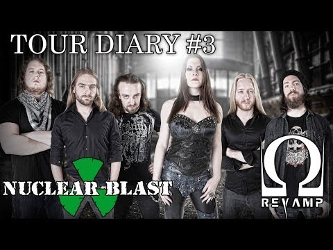 REVAMP - North American Tour Diary (Part 3)