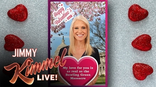 White House Valentine's Day Cards