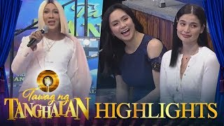 Tawag ng Tanghalan: Vice shares a story about Anne's revealing clothes