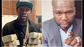 Floyd Mayweather Confronts 50 About Failing Career