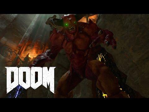 DOOM - Trailer de la campagne solo - YouTube